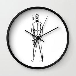 Calls To Compass Wall Clock