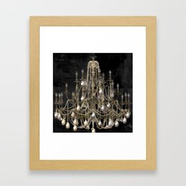 Dancing on the Ceiling Framed Art Print