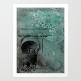 skullard Art Print