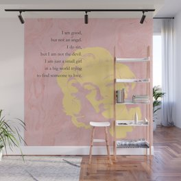 To find someone to love - M.M. Wall Mural