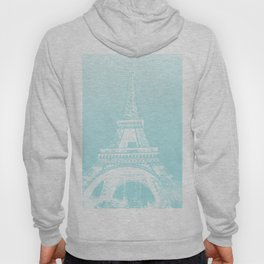 Eiffel tower by dots Hoody