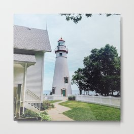 Marblehead Lighthouse Metal Print