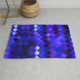 Violet Dance Floor Rug
