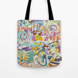 Shamanic Painting 09 Tote Bag