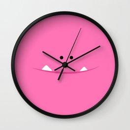 """Brillo """"El Monstrillo"""" Wall Clock"""