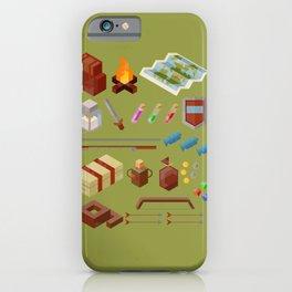 Adventure Gear iPhone Case