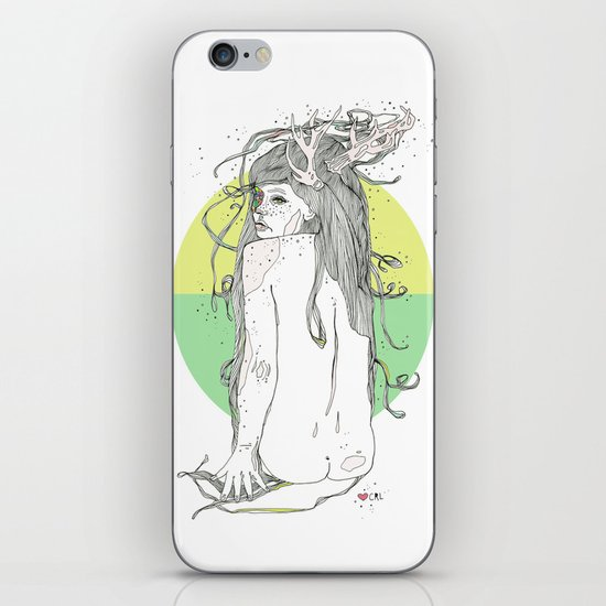 colour blind V iPhone & iPod Skin