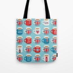 A Very British Brew Tote Bag
