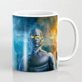 Between a Rock and a Hard Space Coffee Mug
