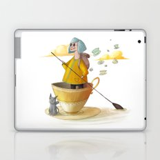 traveller Laptop & iPad Skin