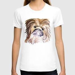 Pekingese love Dogs T-shirt