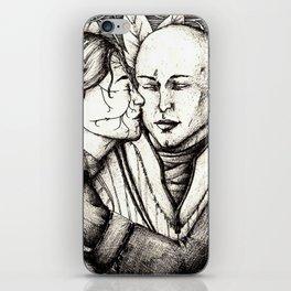 Elves and elfroot iPhone Skin