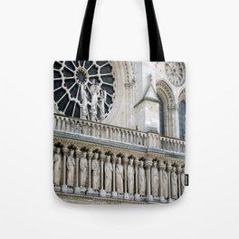 Notre Dame, Paris Tote Bag