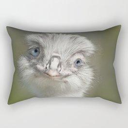 Adorable Flirt Rectangular Pillow