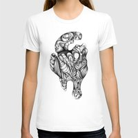 surreal T-shirts featuring Surreal by Adrianna Grężak