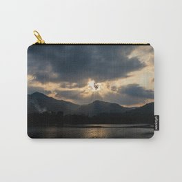 Shining Eye on the Sky Carry-All Pouch