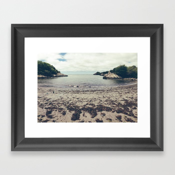 Moonrise Kingdom Beach - Wes Anderson Framed Art Print by ...