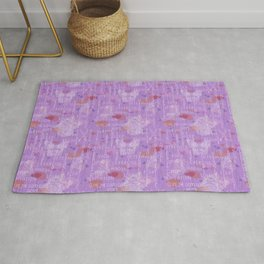 Living with Lupus Rug