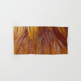 Pekin Bantam Feathers Hand & Bath Towel