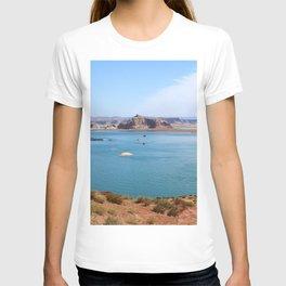 Lake Powell Impression T-shirt