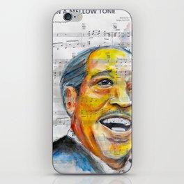 The Duke iPhone Skin