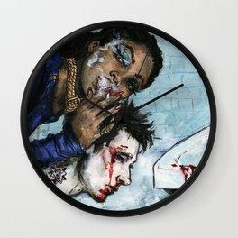 Naomi Campbell Wall Clock