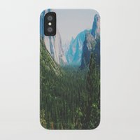 narnia iPhone & iPod Cases featuring Pseudo Narnia by floramingo