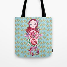 Cuckoo For You. Tote Bag
