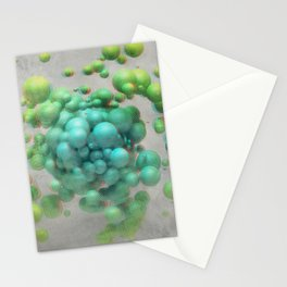 Anaglyph // Pandemonium Stationery Cards