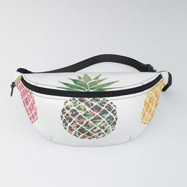 fun pineapple design Fanny Pack