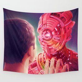 Interface Wall Tapestry