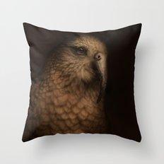 Kea Throw Pillow