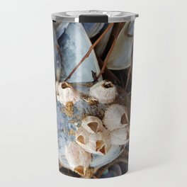 Mussel Shells Travel Mug
