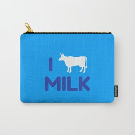 I heart Milk Carry-All Pouch