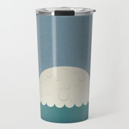 La Luna (the moon) Travel Mug
