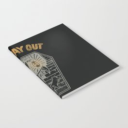 No Way Out Notebook