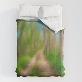Spinning Sycamore Trail Comforters