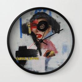 l'arte il sesso e dio Wall Clock