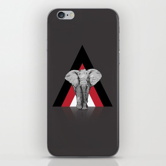 Because I Can't Forget iPhone & iPod Skin