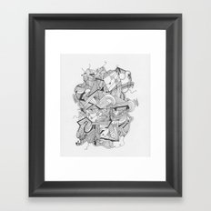 Art of Geometry 3 Framed Art Print