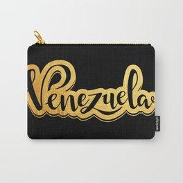 Venezuela de oro Carry-All Pouch