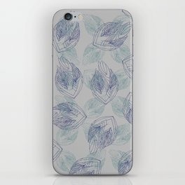 Flowa winter iPhone Skin