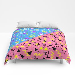 SAVED BY THE 90'S Comforters