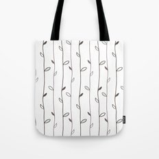 Spring Pattern Tote Bag