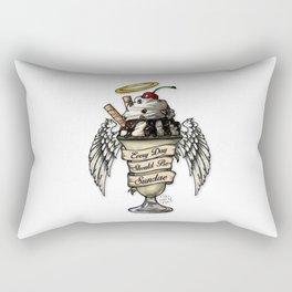 Sundae Fundae Rectangular Pillow
