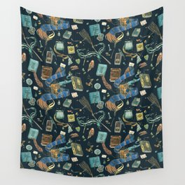 Ravenclaw House Wall Tapestry