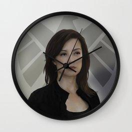 Agent May Wall Clock