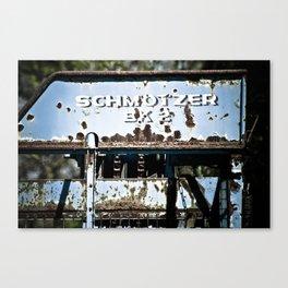 Schmotzer BK 2 Canvas Print