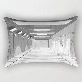 Space ship Rectangular Pillow