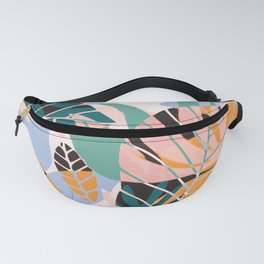Outdoor summer plant Fanny Pack
